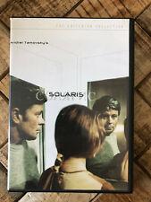 Solaris - Criterion Collection #164 (2 DVD, 2002, Region 1) Tarkovsky