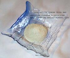 100g Pure ZEOLITE POWDER Radiation Cleanser Detox / Deep Healing Mineral Clay