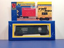 "N Scale ""Eastern States Feed"" ERDX 10019 Freight Train Box Car / Life-Like Brand"