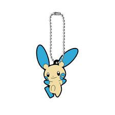 Pokemon Rubber Keychain - Sun & Moon - Minun
