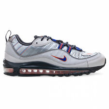 New Mens Air Max 98 NRG in Vast Grey/Hyper Blue Colour Size 9