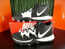 Nike Kyrie 5 TB Black White Mens Shoes Basketball Shoes CN9519-002 Size 10.5-13