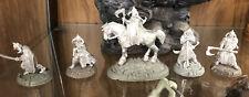 frank Frazetta pewter licensed miniatures death dealer collectables full set