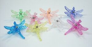 Dragonfly Clips for Orchids and/or plant spikes