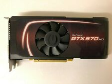 eVGA GeForce GTX570 HD 2.5GB RAM for Apple MAC PRO / Flash by MacVidCards