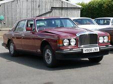 1991 Bentley Mulsanne S Breaking For Parts