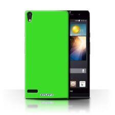 Fundas y carcasas Para Huawei P8 color principal verde para teléfonos móviles y PDAs Huawei