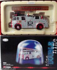 Corgi Classics Plastic Diecast Fire Vehicles