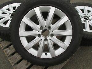 Orig. Mercedes Benz A B Klasse CLA 16 Zoll Felgen Pirelli Winterräder 246 176