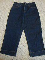 Women's JONES SPORT stretch jean capris pants, 4