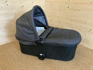 Baby Jogger Deluxe Carrycot - Charcoal Denim - 2019 - No Adaptors