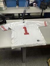 Men's Adidas Football Jersey Wisconsin Size XL