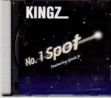 (CY339) Kingz, No 1 Spot ft Giant Jr - 2009 DJ CD
