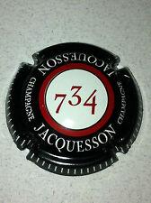 Capsule champagne JACQUESSON (19a. cuvée 734)