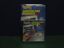 Brand New Hot Wheels Custom Car Designer.