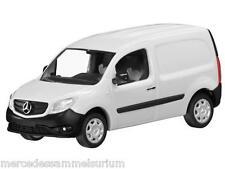 Mercedes Benz C 451 Citan box truck / PANEL VAN Arctic/White 1:87 NEW / NEW