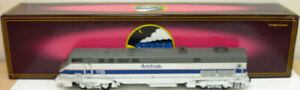 MTH 20-2229-1 Amtrak 5-Stripe Genesis Diesel Engine w/ PS 2.0 #110 LN