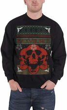 Black veil brides Xmas Jumper sweatshirt NEW small