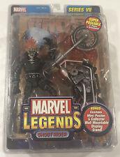 """Marvel Legends Series VII - GHOST RIDER 6"""" Action Figure - Toybiz NEW"""