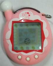 Bandai Tamagotchi Game Pink White & Red 2005 Japan Version