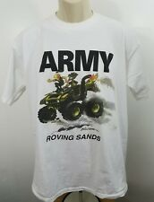 VTG Operation Rolling Sands Army Hummer Jeep military t-shirt big deal 1997 996