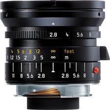 New Unused Leica Elmarit-M 21mm F2.8 f/2.8 ASPH. Aspherical M 240 M9 M10 11135