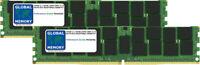 128GB 2x64GB DDR4 2666MHz PC4-21300 ECC REGISTERED LRDIMM MAC PRO (2019) RAM KIT