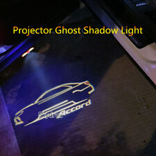 1 PAIR FOR HONDA ACCORD (2015-2020) CAR LED DOOR WELCOME GHOST SHADOW LIGHT