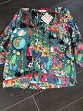 BNWT PETER ALEXANDER Karen Mabon Shirt Ladies PJ, Size L RRP$79.95
