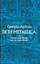De Re Metallica (Dover Earth Science) by Agricola, Georgius