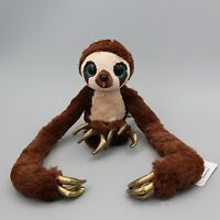 "The Croods Soft Plush Stuffed Toy Monkey Belt The Sloth Doll 10"" 25cm Kids Gift"