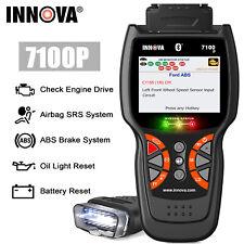 Car ABS Airbag SRS Oil Battery Reset OBD2 Code Reader Auto Diagnostic Scanner