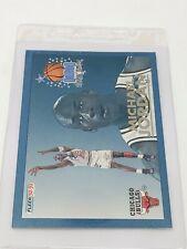92-93 Fleer Michael Jordan All Star