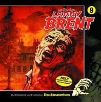 LARRY BRENT - FOLGE 09-DAS SANATORIUM 2 CD NEW