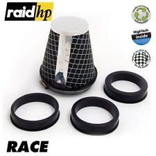 raid hp Tuning Sportluftfilter Race BMW 3er Modelle E30, E36, E46 E90,E93 uva