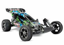 Traxxas Bandit VXL Brushless RC Buggy 1/10 ARTR 2.4GHz TSM Grün 24076-4