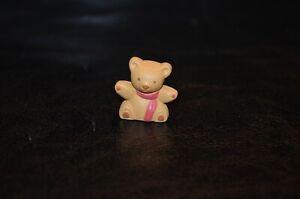 SYLVANIAN FAMILIES  - NURSERY SPARES - TOY TEDDY BEAR - SY385