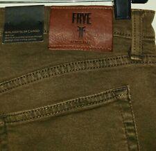 Frye Cargo Pants Jeans Mens 38×34 NWT $198.00