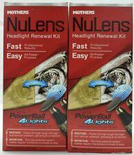 MOTHERS NuLens DIY Headlight Restoration Kit w/
