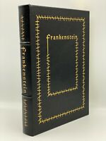 Easton Press FRANKENSTEIN Mary Shelley Collector's LIMITED Gift Edition Horror