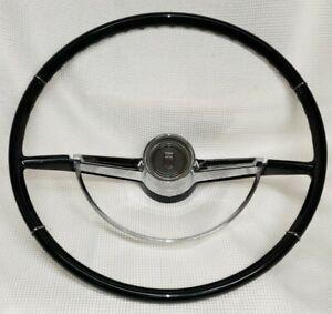RESTORED 66 1966 Chevy II Nova Hardtop SS Super Sport Steering Wheel EXCELLENT