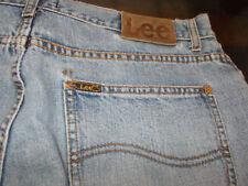 Lee Denim Jeans 100% cotton MADE IN AUSTRALIA Regular Fit