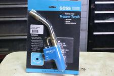 Goss Q 125 Heavy Duty Trigger Torch Usa