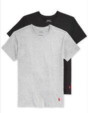 Ralph Lauren 2-Pk.V-Neck Undershirts,Big Boys.