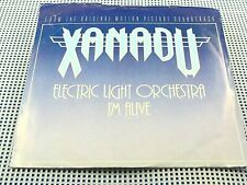 """ELECTRIC LIGHT ORCHESTRA - I'm Alive - NEAR MINT 1980 w/ PICTURE SLEEVE """"Xanadu"""""""
