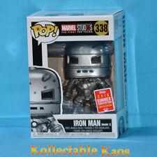 SDCC 2018 - Iron Man - Iron Man Mark 1 - 10th Anniversary Pop! Vinyl Figure (RS)