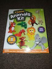 Foam Animals Kit Age 5+