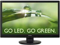 "ViewSonic VA2746 LED 27"" Widescreen LED-Backlight 1920 x 1080 Monitor"