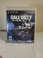 Call of Duty: Ghosts (PlayStation 3, 2013) new sealed