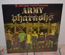 """JEDI MIND TRICKS - Army of the Pharaohs: Tear It Down/Battle Cry Ltd COLORED 12"""""""